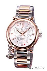 Vivienne Westwood ヴィヴィアンウエストウッド レディース腕時計 シルバー×ローズゴールド VV006RSSL