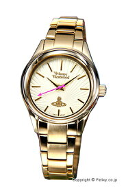 Vivienne Westwood ヴィヴィアンウエストウッド VV111GD 腕時計 ホロウェイ ゴールド【あす楽】