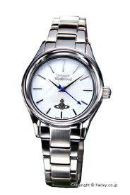 Vivienne Westwood ヴィヴィアン ウエストウッド レディース腕時計 ホロウェイ ホワイトパール VV111SL