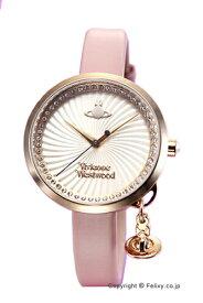 Vivienne Westwood 時計 レディス ヴィヴィアンウエストウッド 腕時計 Bow VV139WHPK 【あす楽】