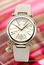 ヴィヴィアン ウエストウッド Vivienne Westwood 腕時計 オーブ ゴールド/クリーム VV006GDCM