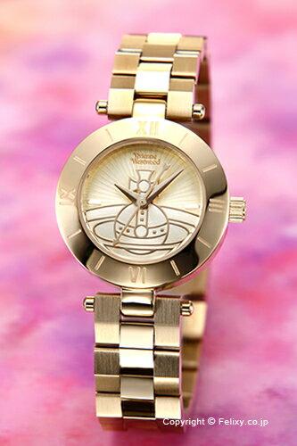 ヴィヴィアン ウエストウッド Vivienne Westwood 腕時計 Westbourne VV092CPGD 【あす楽】