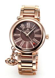 ヴィヴィアン ウエストウッド 時計 Vivienne Westwood レディース 腕時計 Orb VV006PBRRS 【あす楽】