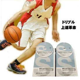 バスケットボール・ドリブル上達革命【元JBLプレーヤー堀 英樹 指導】2枚組DVD