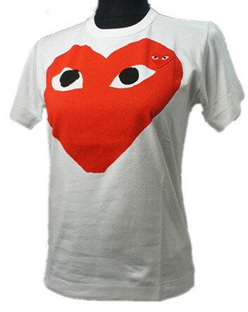 【あす楽】【海外配送可】【送料無料】COMMEdesGARCONS(コムデギャルソン)定番Tシャツ