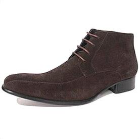 ビジネスシューズ 革靴 メンズ 靴 レザーシューズ シューズ 紳士用 ビジネス 通気性 防水 ブランド サイズ種類豊富に!サラバンド 日本製本革チャッカブーツ