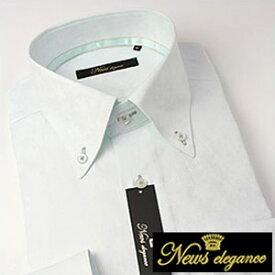 ボタンダウンカラー 長袖ワイシャツ ビジネス フォーマル カジュアル!スリム 白黒 無地ストライプ[ワイドカラー][ボタンダウン][スナップボタン][クレリック][ドレスシャツ][オーダーシャツ] !