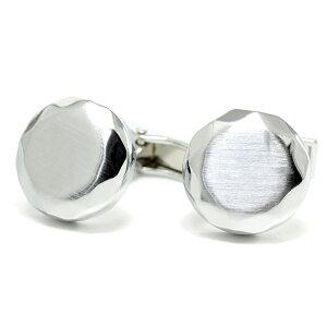 カフス カフスボタン カフリンクス ボタン メンズ アクセサリー ワイシャツ ビジネス 結婚式 フォーマル プレゼント [おしゃれ スーツ ギフト タイピン Cuffs][M便 1/10]
