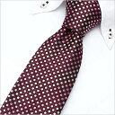 necktie ネクタイ 洗えるネクタイ レギュラー幅 メンズ 男性 紳士/TIE-CD51 [スーツスタイル スーツ ビジネス フォー…