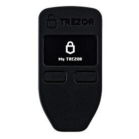 TREZOR トレザー ビギナー USB Type-C 日本正規販売店 ビットコイン ハードウェアウォレット 暗号通貨 日本語説明書