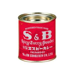 S&B カレー缶 37g 325円【 エスビー 赤缶 カレー粉 】【1013】