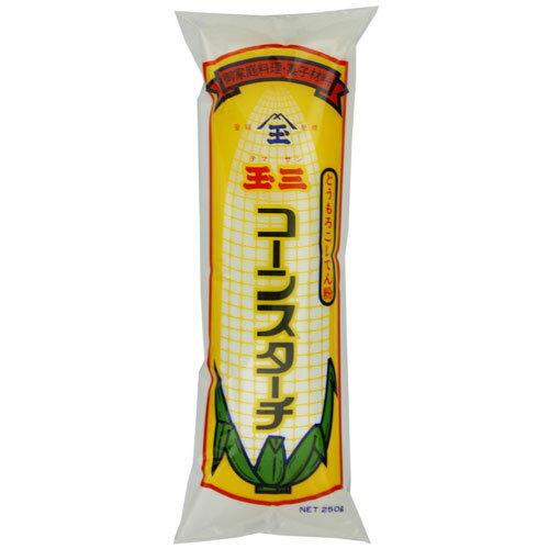 玉三 コーンスターチ 250g 1袋 89円
