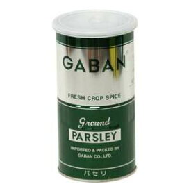 ギャバン パセリ 80g缶 600円