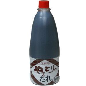 エバラ やきとりのたれ 業務用 1650g 1本 【 焼き鳥のタレ 串焼き 大容量 】