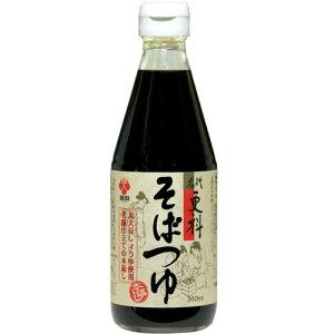盛田 名代 更科 そばつゆ360ml瓶