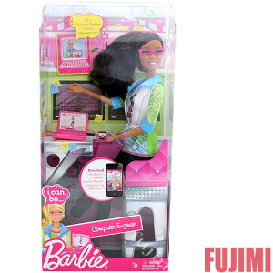 Barbie i can be Computer Engineer 4700円【バービー,人形,コンピューターエンジニア,i can be】【コンビニ受取対応商品】