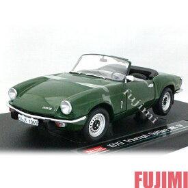 1970 Triumph Spitfire MK IV grn 1/18 Sun Star EUROPEAN COLLECTIBLES 13797円 【 トライアンフ スピットファイア ビテス 緑 グリーン クラシックカー ダイキャストカー ミニカー 】【コンビニ受取対応商品】