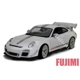 Porsche 911 GT3 RS 4.0 wht 1/18 Maisto 【ポルシェ 911 白 ミニカー】