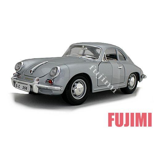 Porsche 356 B Coupe 1961 slv 1/18 Bburago 7778円【 ポルシェ クーペ シルバー 1/18 ブラーゴ ミニカー ダイキャストカー クラシック flat4 初代 911】【コンビニ受取対応商品】