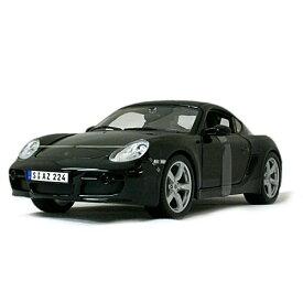 Porsche Cayman S Black 1/18 Maisto 4455円【ダイキャストカー ポルシェ ケイマン ミニカー マイスト 黒 】【コンビニ受取対応商品】