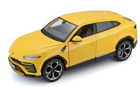 LAMBORGHINI URUS yellow 1/18 maisto 【 ランボルギーニ ウルス 黄色 イエロー ミニカー マイスト 1:18 ダイキャストカー モデルカー スーパーSUV 】
