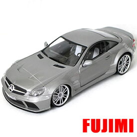 Mercedes-Benz SL65 AMG BLACK SERIES slv 1/18 MOTOR MAX 【 メルセデス ベンツ モーターマックス ダイキャストカー ミニカー シルバー 】