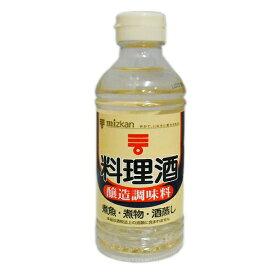 ミツカン 料理酒 400ml 154円