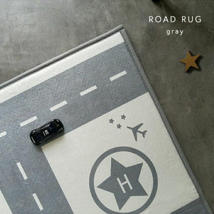 ROAD RUG GRAY(道路マット)