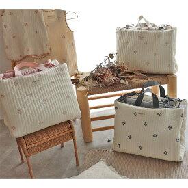 一体型 両面プレミアムイブルナップマット さくらんぼ刺繍 ※枕、ブランケットは別売りです イブル