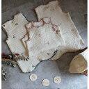 6重ガーゼさくらんぼの刺繍 スリーパー