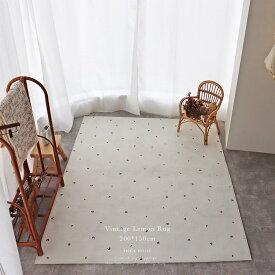 new TRICKHOLIC Lemon square rug 約150×200cm TRICK HOLIC トリックホリック