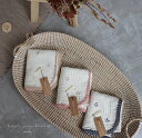 3重ガーゼブランケットさくらんぼの刺繍 Sサイズ (約70×85cm)TRICK HOLIC トリックホリック