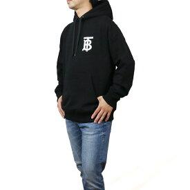 バーバリー BURBERRY メンズ−パーカー フーディ プルオーバー 8024604 A1189 BLACK ブラック メンズ bos-03 apparel-01