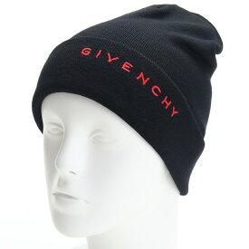 ジバンシー GIVENCHY レディース− ニットキャップ 帽子類 BGZ00L G01D 009 ブラック bos-05 warm-02 レディース