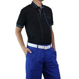 ヒューゴ ボス HUGO BOSS PADDY MK1 パディ マーク1 ポロシャツ 半袖 ゴルフウェア 50403516 10198091 001 ブラック メンズ apparel-01 polo-01 golf−01