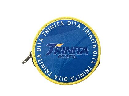 大分トリニータ丸型コインケース