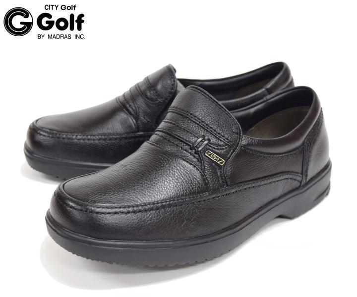 マドラス・シティゴルフMADRAS CITYGOLFGF902 ブラック/ブラウン