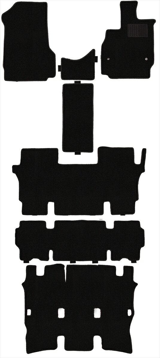 カーマット トヨタ ヴォクシー 70系 前期型専用 新品 フロアマット ブラック/グレー/ベージュ/レッド/ワイン 黒/灰/無地 パーツ (国内産) 車 汚れ防止 内装 [送料無料] カバー