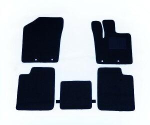 カーマット スズキ アルト ラパン ショコラ HE33S HE33S 専用 新品 フロアマット ブラック/グレー/ベージュ/レッド/ワイン 黒/灰/無地 パーツ (国内産) 車 汚れ防止 内装 [送料無料] カバー