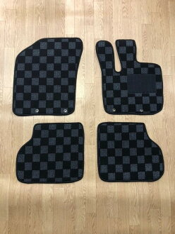 Prevention of new floor mat check red black / check ash black / check blue black black / gray / red / blue new model act car parts (domestic) car dirt interior cover-point up to 18 times for exclusive use of car mat Suzuki Alto HA36S!