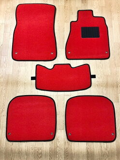 Prevention of new floor mat black / gray / beige / red / wine black / ash / red / plain fabric parts (domestic) car dirt interior cover-point up to 18 times of car mat Toyota Celsior 20 system /30 origin (only in 2WD)!