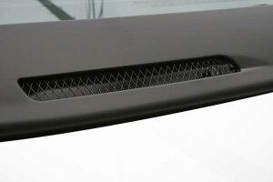 ハイエース200系3型標準用メッシュワイパーガードマッドブラック