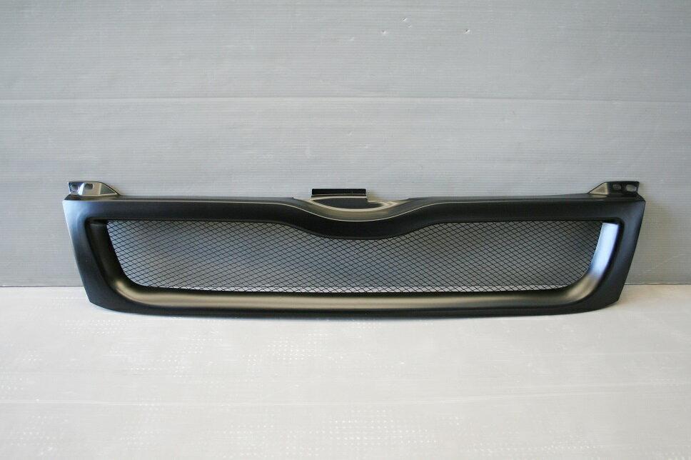 ハイエース レジアスエース 200系 1型 2型 標準用 マットブラックメッシュグリル