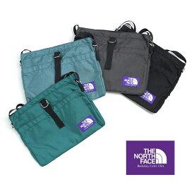 """【20FW】THE NORTH FACE Purple Label ノースフェイス パープルレーベル スモールショルダーバッグ """"SMALL SHOULDER BAG"""" NN7757N【送料無料】【ブラック/ダークベージュ/ブラウン/セージグリーン】【クリックポスト可】"""