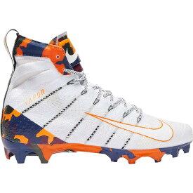 ナイキ メンズ アメリカンフットボールシューズ Nike Vapor Untouchable 3 Elite スパイク White/Black/Bright Orange