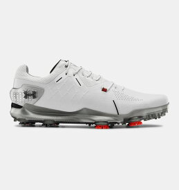 アンダーアーマー メンズ Under Armour Spieth 4 GORE-TEX Golf Shoes ゴルフシューズ White/Black