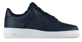 ナイキ メンズ エアフォース1ロー Nike Air Force 1 Low スニーカー Obsidian/White