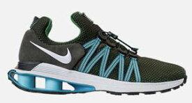 ナイキ メンズ スニーカー Nike Shox Gravity Casual Shoes ショックス グラヴィティー Blue Fury