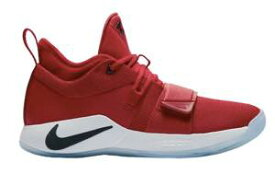 ナイキ メンズ Nike PG 2.5 バッシュ Gym Red/Black/White/Wolf Grey/Bright Mango ポールジョージ