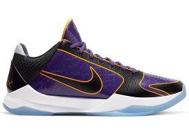 """ナイキ メンズ コービー5 Nike Kobe 5 Protro """"Lakers"""" バッシュ COURT PURPLE/UNIVERSITY GOLD"""